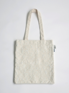 VegieBAG/microscopicVegie ONION/トートバッグ