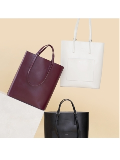 YAHKI/2Way Tote Bag (YH-356)/トートバッグ