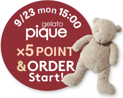gelato pique 2019 AUTUMN COLLECTION