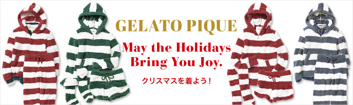 gelato pique Christmas Limited Item