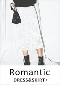 Romantic DRESS&SKIRT