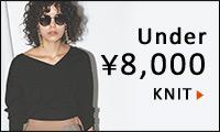 Under 8,000 KNIT