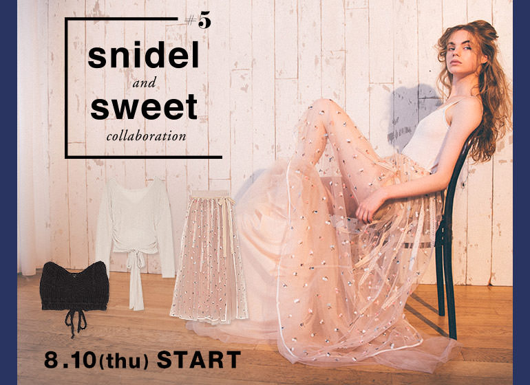 snidel sweet vol05